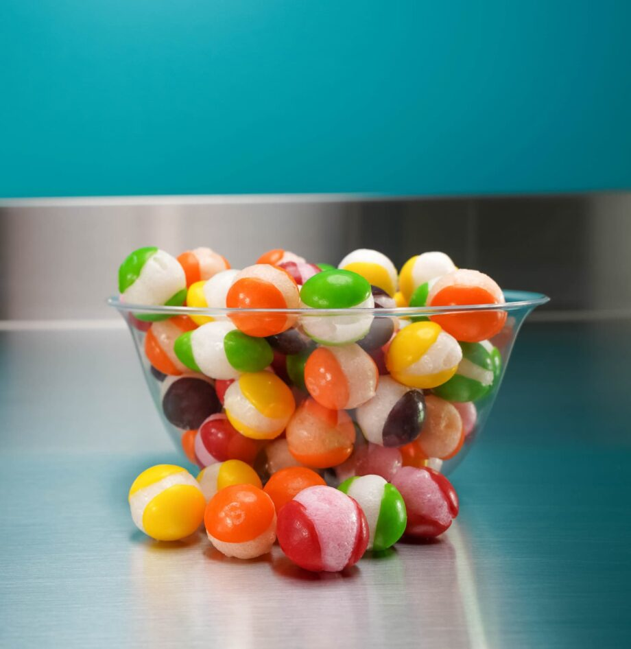 #Safemoon Freeze Dried Rainbow Puffs™ Original Made with Skittles®