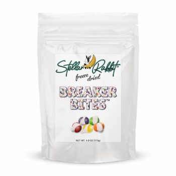 Freeze Dried Breaker Bites™ Made with Gobstoppers®