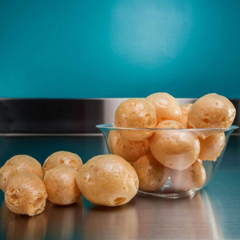 Freeze Dried Caramel Puffs™ Made with Werthers® Caramels