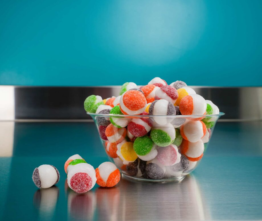 Freeze Dried Skittles Sour