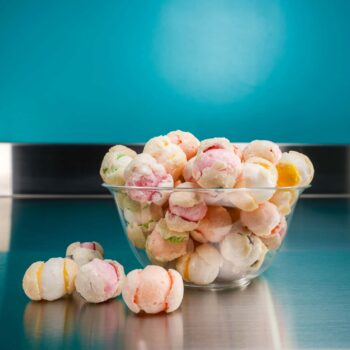 Freeze Dried Skittles Yogurt